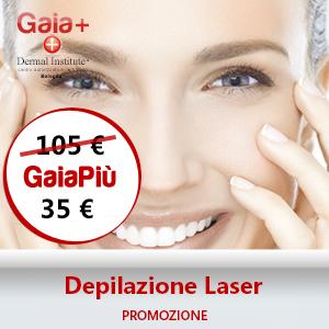 Promozione depilazione laser - Bologna