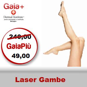 Promozione Laser Gambe