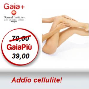 addio cellulite